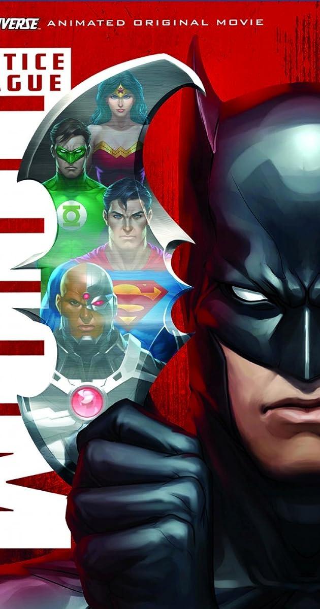 Justice League: Doom (Video 2012)