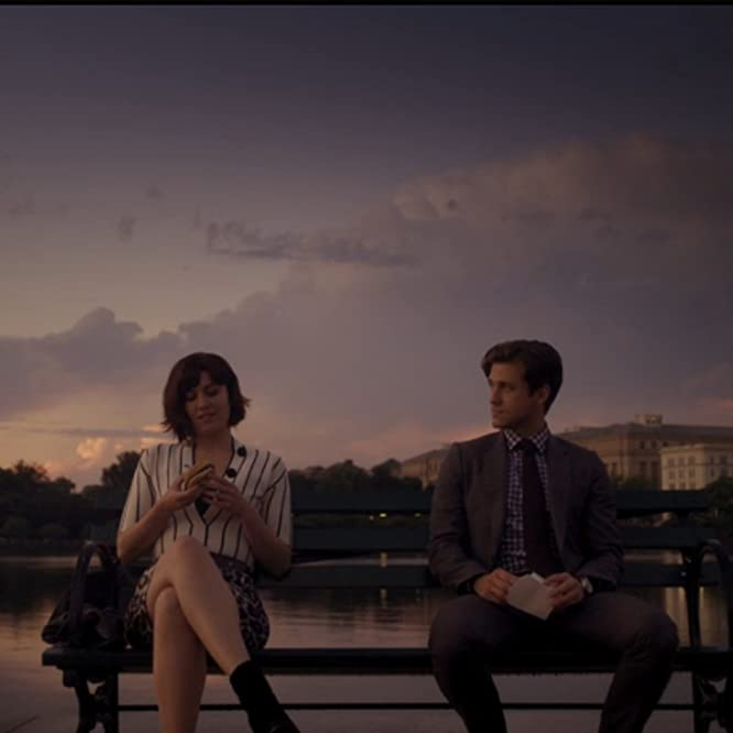 Mary Elizabeth Winstead and Aaron Tveit in BrainDead (2016)