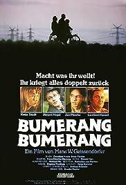 Boomerang Boomerang Poster
