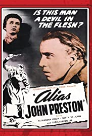 Alias John Preston Poster