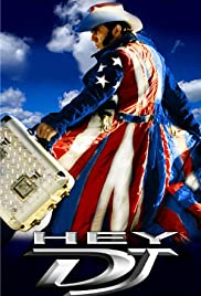 Hey DJ Poster