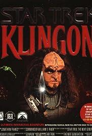 Star Trek: Klingon Poster