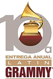 The 10th Annual Latin Grammy Awards Poster