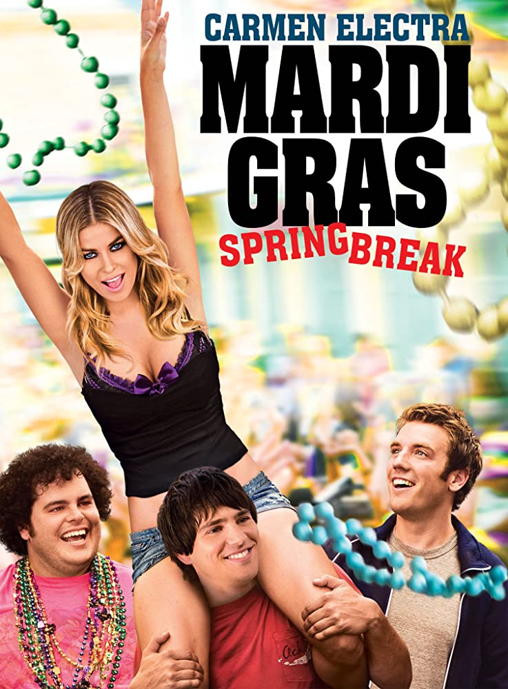 18+ Mardi Gras: Spring Break (2011) English WEB-DL Hindi Subs