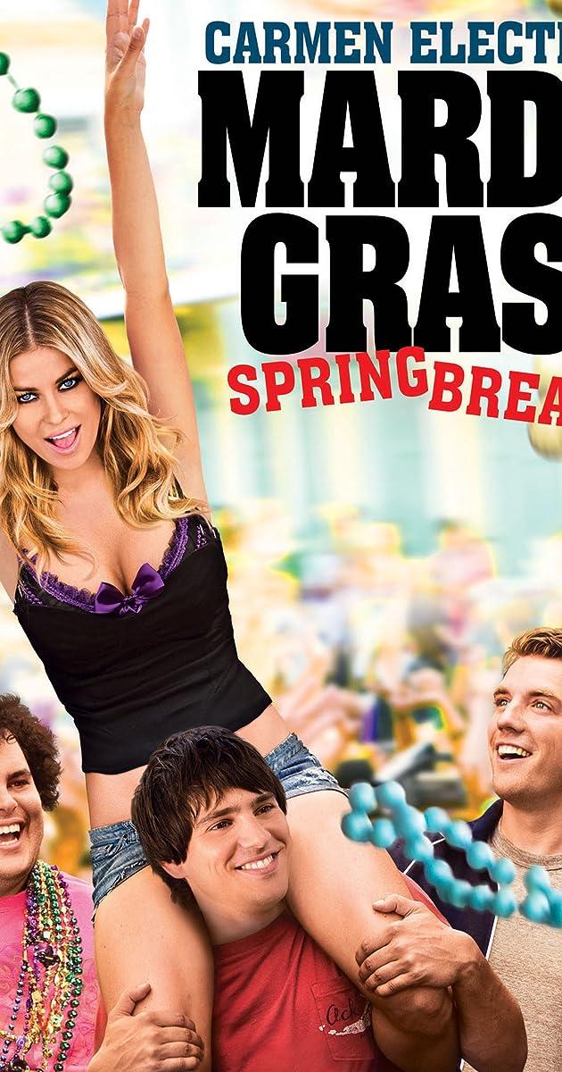 Spring break teens nude
