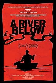 A River Below Poster