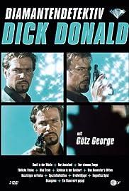 Diamantendetektiv Dick Donald Poster