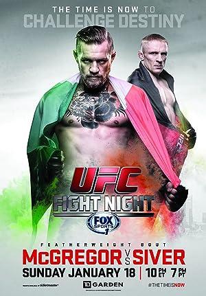UFC Fight Night: McGregor vs. Siver