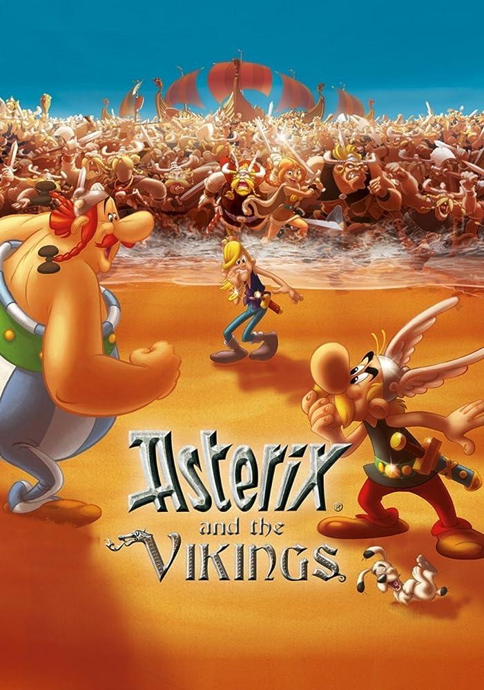 Asterix and the Vikings (2006) Hindi Dual Audio 350MB BluRay 720p HEVC x265 ESubs