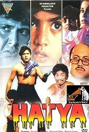 Hatya Poster