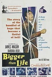 Bigger Than Life Poster