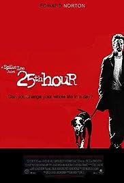 25th hour 2002 imdb