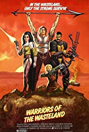 Warriors of the Wasteland Poster