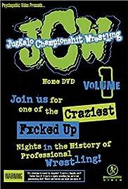Juggalo Championshxt Wrestling Volume 1 Poster