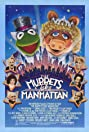 The Muppets Take Manhattan (1984) Poster