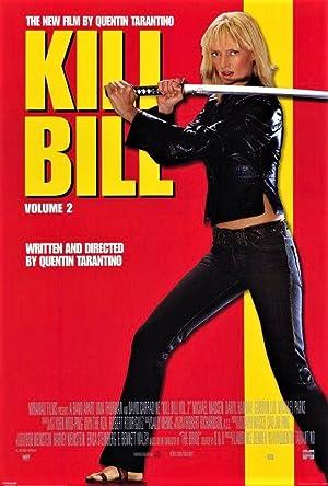 Kill Bill: Vol. 2 Poster