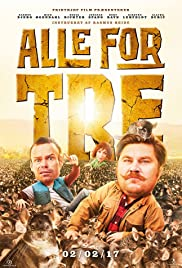 All for Three Poster