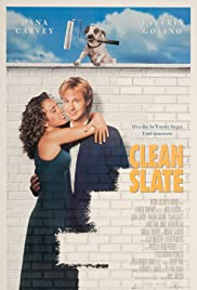 Clean Slate Poster