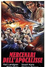 Mercenari dell'apocalisse Poster