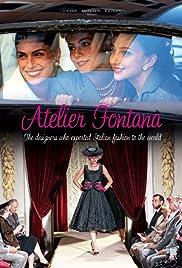 Atelier Fontana - Le sorelle della moda Poster