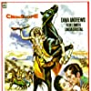 Dana Andrews and Linda Cristal in Comanche (1956)