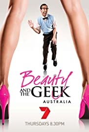 Beauty and the Geek Australia Poster