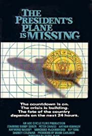 The President's Plane Is Missing Poster