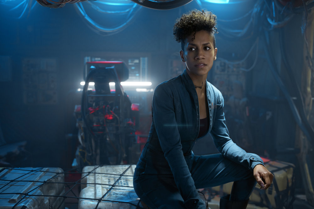 Dominique Tipper in The Expanse (2015)