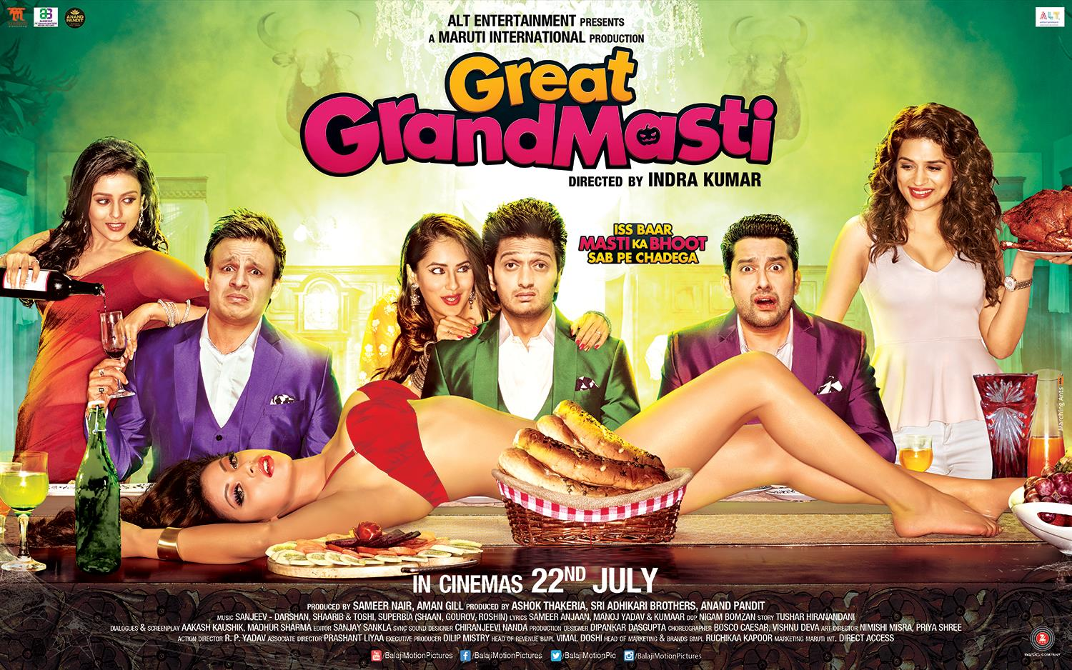 Great Grand Masti (2016) Full Movie Watch Online Free Download at www.movies365.in
