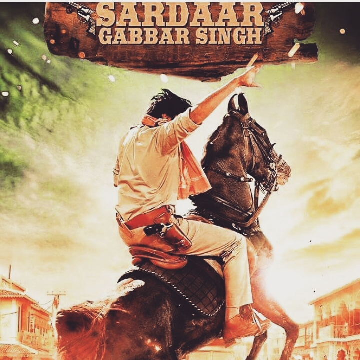 Sardaar Gabbar Singh 2016 720p BRRip Hindi Dubbed Watch online Free Download