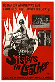 Sisters in Leather Poster