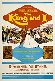 The King and I Poster