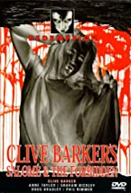 Primary image for Clive Barker's Salomé & The Forbidden