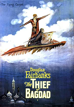 The Thief of Bagdad poster