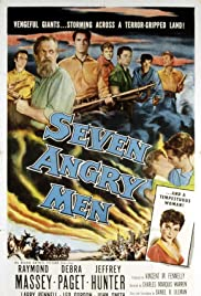 Seven Angry Men Poster