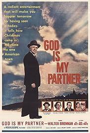 God Is My Partner Poster