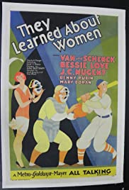 They Learned About Women Poster