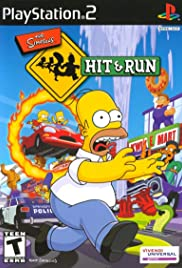 The Simpsons: Hit & Run Poster