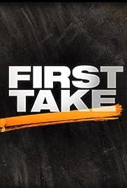 ESPN First Take Poster - TV Show Forum, Cast, Reviews