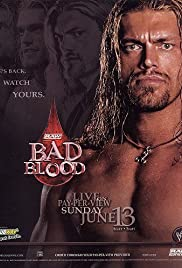 WWE Bad Blood(2004) Poster - TV Show Forum, Cast, Reviews
