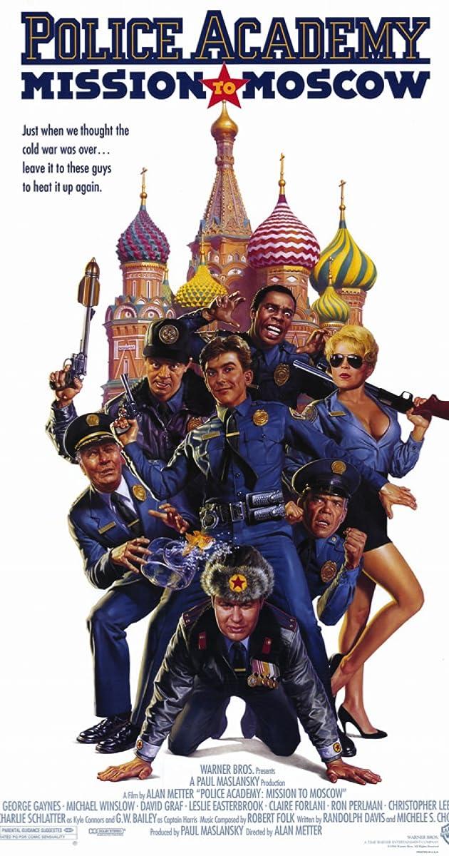 police academy mission to moscow 1994 imdb