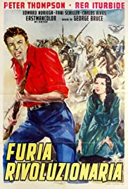Fury in Paradise Poster
