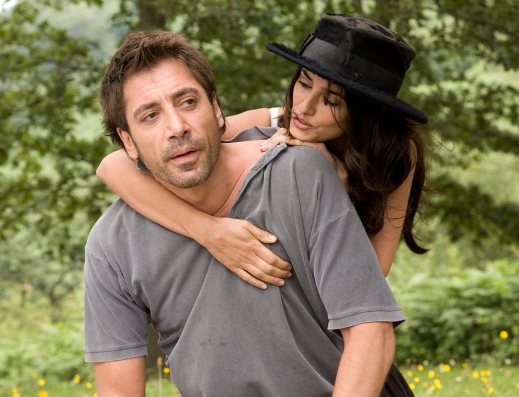 Javier Bardem and Penélope Cruz in Vicky Cristina Barcelona (2008)