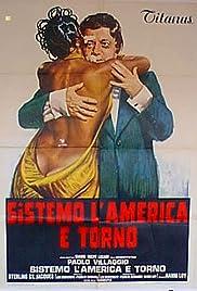 Sistemo l'America e torno Poster