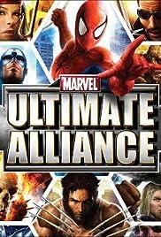 Marvel: Ultimate Alliance Poster