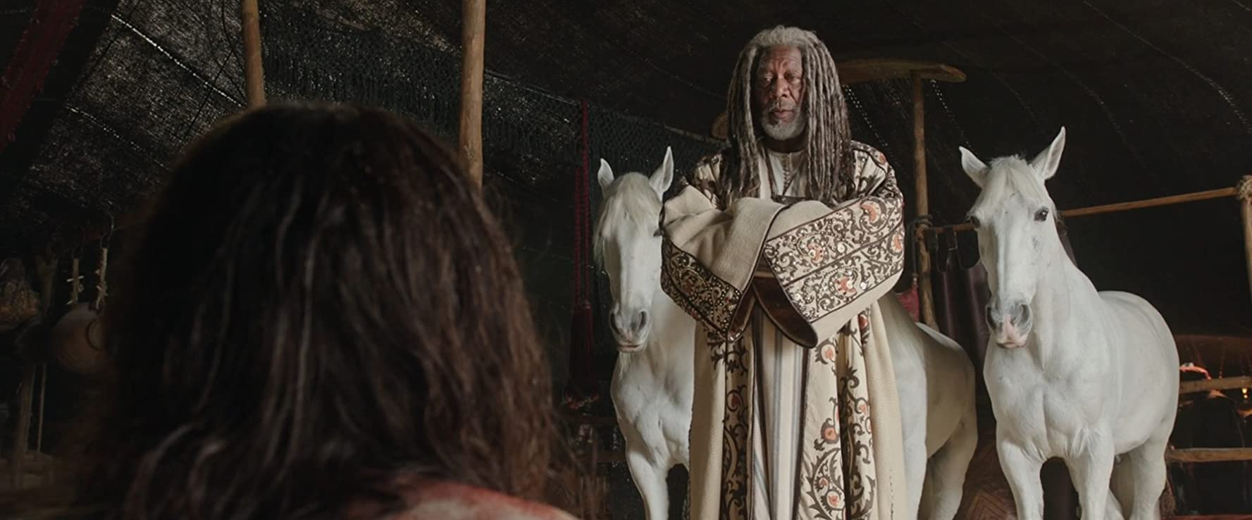 Morgan Freeman in Ben-Hur (2016)