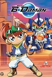 Battle B-Daman Poster