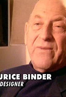 Maurice Binder Picture