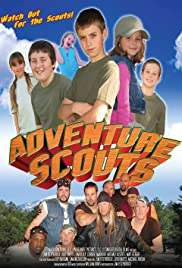 Adventure Scouts Poster