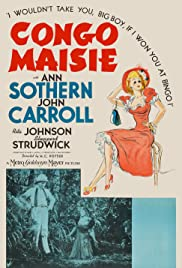 Congo Maisie (1940) Poster - Movie Forum, Cast, Reviews